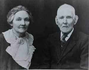 Patrick and Bridget Fox, parents of Mary, Tom, Anne, Jack, Bridget, Patrick, Kathryn, Christina, Teresa and  Joseph Fox